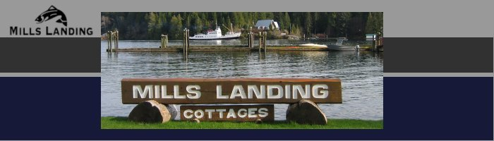 Mills Landing Cottages & Charters